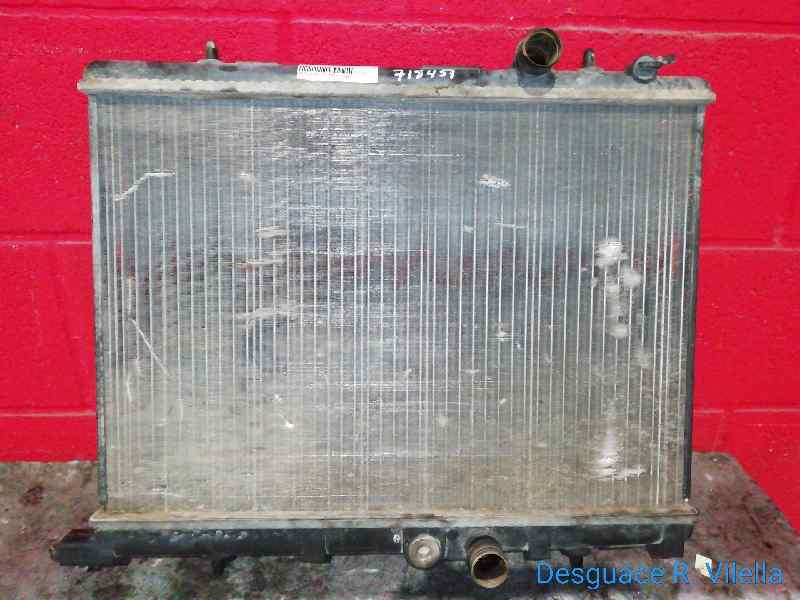 RADIADOR AGUA PEUGEOT 206 BERLINA XN  1.9 Diesel (69 CV) |   09.98 - 12.02_img_0