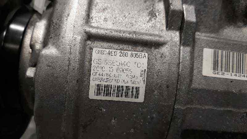 COMPRESOR AIRE ACONDICIONADO AUDI A8 (4E2) 3.0 TDI Quattro   (233 CV)     11.03 - 12.10_img_1