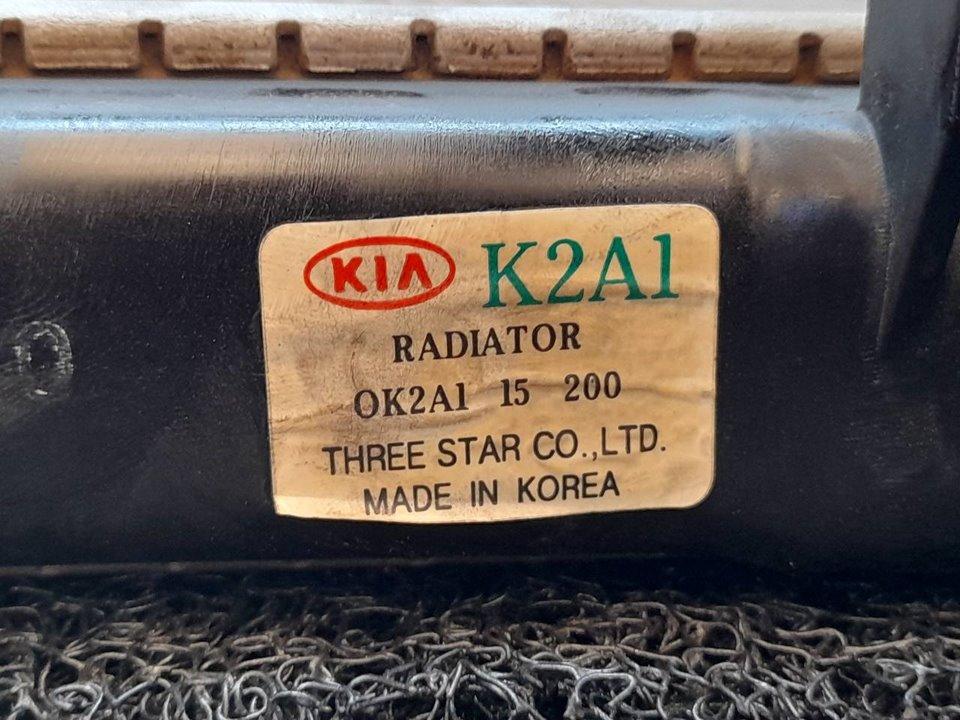 RADIADOR AGUA KIA SHUMA II 1.6 LS Berlina portón   (102 CV)     02.01 - 12.03_img_1
