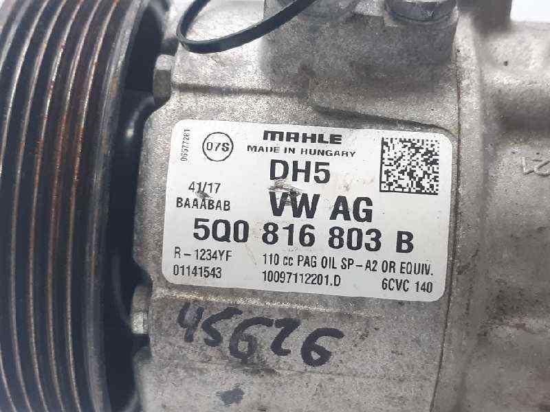 COMPRESOR AIRE ACONDICIONADO VOLKSWAGEN GOLF VII LIM. (5G1) Advance BlueMotion  1.6 16V TDI DPF (110 CV) |   ..._img_4