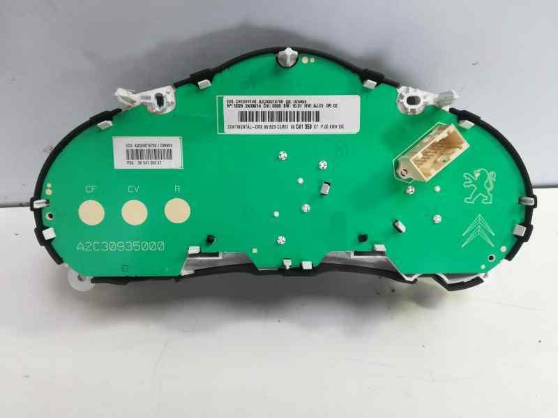CUADRO INSTRUMENTOS CITROEN DS3 Techno Style  1.6 e-HDi FAP (92 CV) |   07.14 - 12.15_img_1
