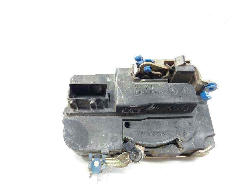 CERRADURA PUERTA DELANTERA DERECHA PEUGEOT PARTNER (S1) Combispace  1.9 Diesel (69 CV) |   07.96 - 12.02_img_1