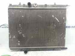 radiador agua citroen xsara picasso 2.0 hdi exclusive   (90 cv) 2001-2005 9632198080