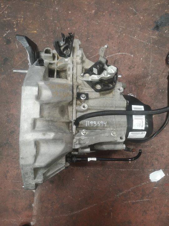 CAJA CAMBIOS RENAULT TWINGO Authentique  1.5 dCi Diesel (64 CV) |   07.07 - 12.11_img_0