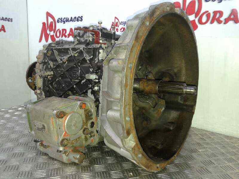 CAJA CAMBIOS RENAULT TRUCKS MIDLINER S-135   |   ... _img_2