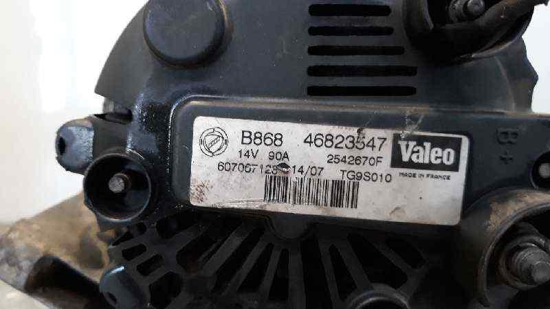 ALTERNADOR FIAT GRANDE PUNTO (199) 1.3 16V Multijet Active (55kW)   (75 CV) |   09.05 - 12.07_img_2