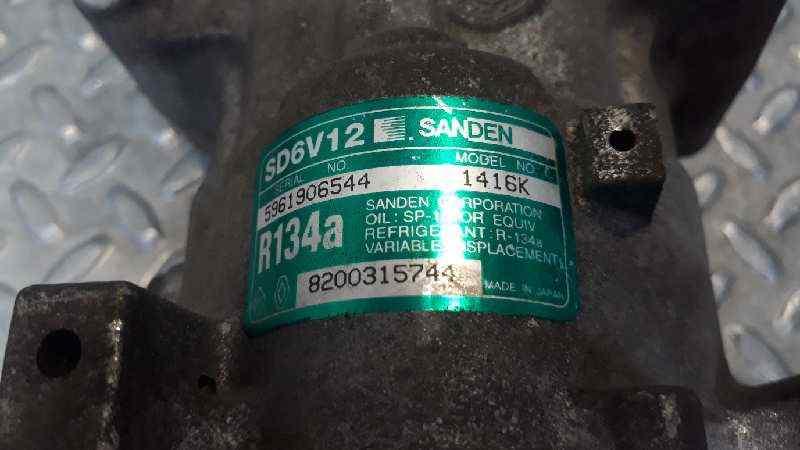 COMPRESOR AIRE ACONDICIONADO RENAULT KANGOO (F/KC0) Express Confort  1.5 dCi Diesel (65 CV)     0.03 - ..._img_3