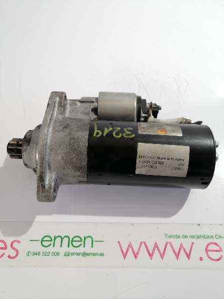 MOTOR ARRANQUE VOLKSWAGEN POLO BERLINA (6N1) Básico  1.9 Diesel (64 CV) |   09.94 - 12.98_img_0