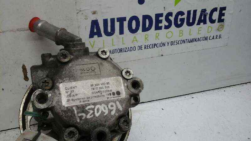 BOMBA SERVODIRECCION PEUGEOT 407 1.6 HDi FAP CAT (9HZ / DV6TED4)   (109 CV) |   0.04 - ..._img_1