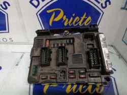 caja reles / fusibles citroen c3 1.4 hdi exclusive (68 cv) 2002-2010