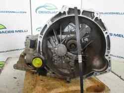 caja cambios ford fiesta berlina (dx) futura  1.8 tddi turbodiesel cat (75 cv) 1999- YS6R7002AC