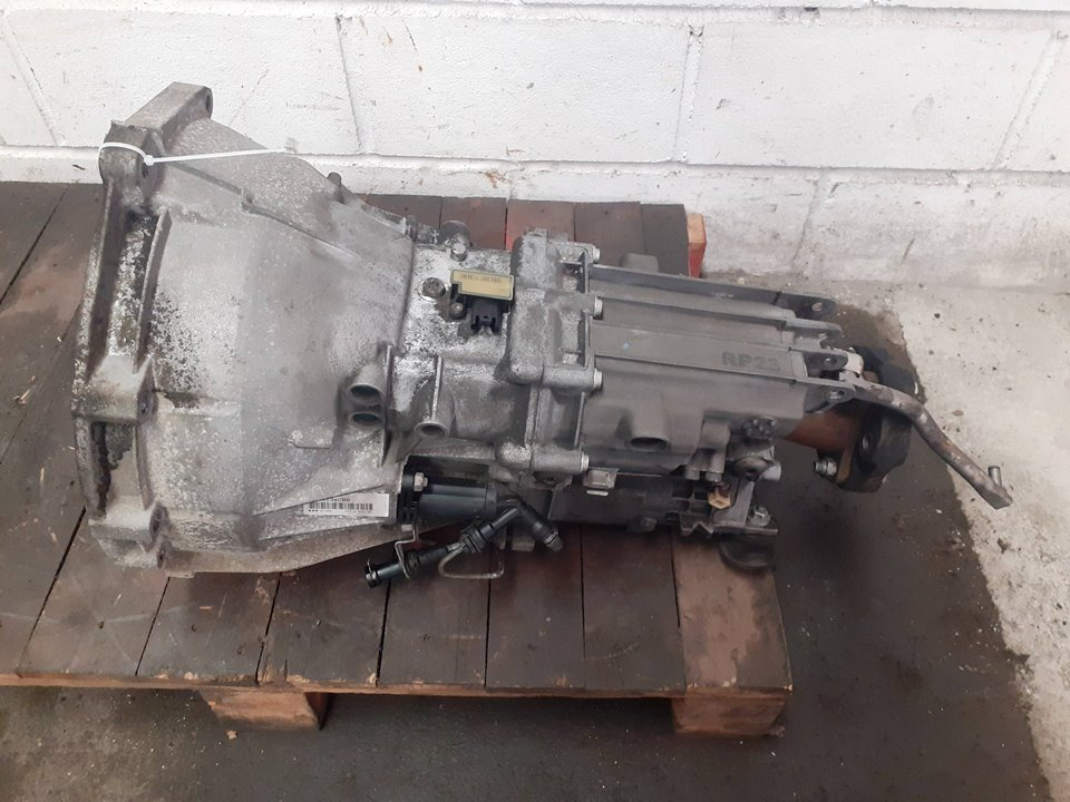 CAJA CAMBIOS BMW SERIE 1 BERLINA (E81/E87) 118d  2.0 Turbodiesel CAT (143 CV) |   03.07 - 12.12_img_0
