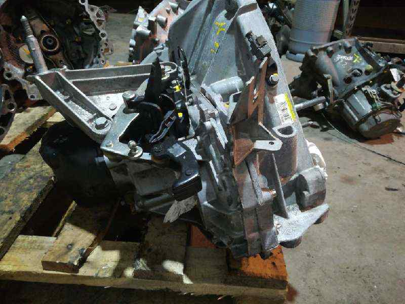 CAJA CAMBIOS RENAULT KANGOO Profesional  1.5 dCi Diesel FAP (75 CV) |   08.10 - 12.15_img_1