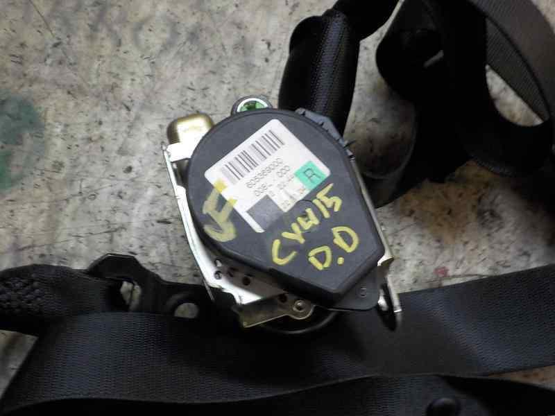 CINTURON SEGURIDAD DELANTERO DERECHO MERCEDES CLASE E (W211) BERLINA E 350 (211.056)  3.5 V6 CAT (272 CV) |   10.04 - 12.09_img_1