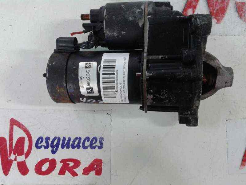 MOTOR ARRANQUE PEUGEOT 407 2.0 16V HDi FAP   (140 CV) |   0.04 - 0.11_img_2