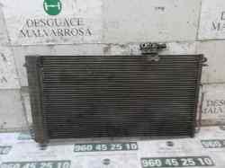 condensador / radiador  aire acondicionado