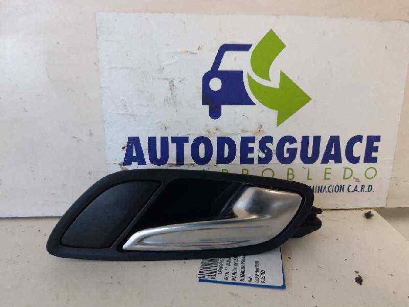 MANETA INTERIOR DELANTERA DERECHA AUDI TT (8J3/8J9) 3.2 Quattro Roadster   (250 CV) |   12.06 - 12.10_img_0