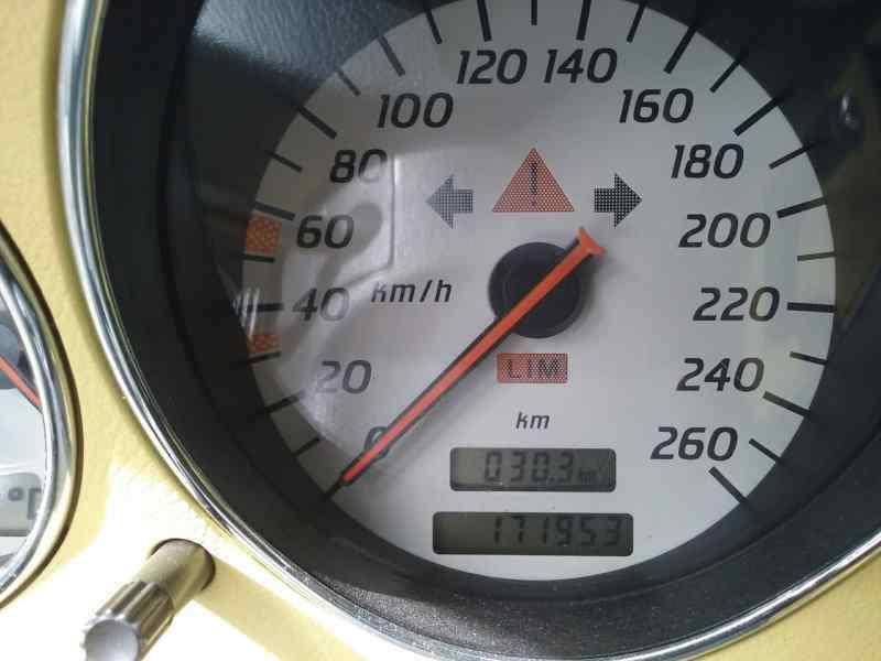 MERCEDES CLASE SLK (W170) ROADSTER 320 (170.465)  3.2 V6 18V CAT (218 CV) |   02.00 - 12.04_img_1