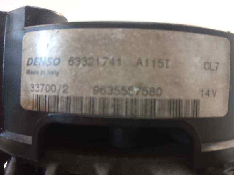 ALTERNADOR CITROEN SAXO 1.1 Image   (60 CV) |   03.96 - 12.99_img_3