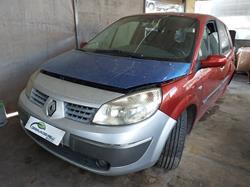 renault scenic ii confort dynamique  1.5 dci diesel (106 cv) 2003-2006 K9KP732 VF1JMSE0636