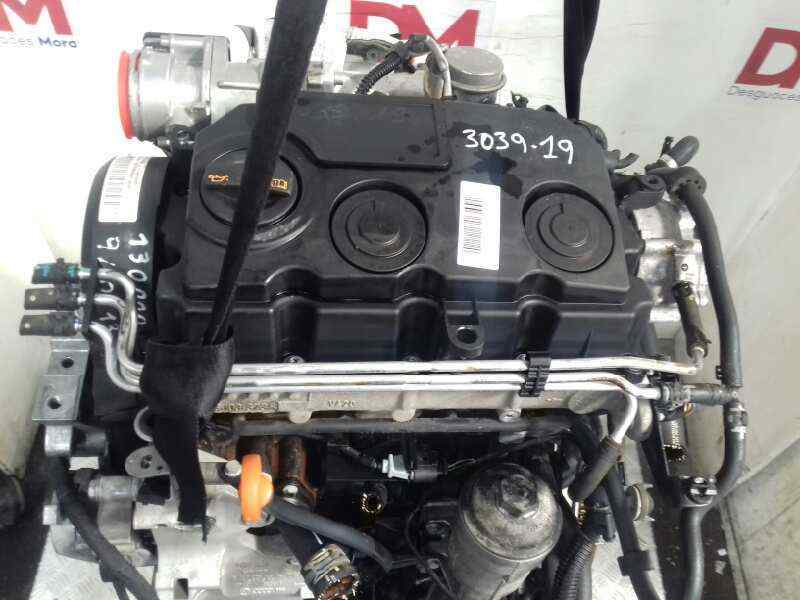 MOTOR COMPLETO AUDI A3 (8P) 1.9 TDI Ambiente   (105 CV) |   05.03 - 12.09_img_4