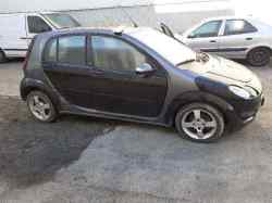 SMART FORFOUR 1.5 CAT