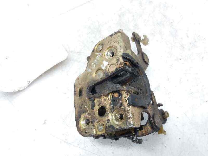 CERRADURA PUERTA DELANTERA IZQUIERDA  NISSAN PATROL (K/W260) Corto TA  2.8 Diesel (95 CV) |   03.89 - 12.98_img_0