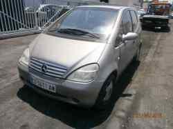 mercedes clase a (w168) 170 cdi (168.008)  1.7 cdi diesel cat (90 cv) 1997-2001 OM668.940 WDB1680081J