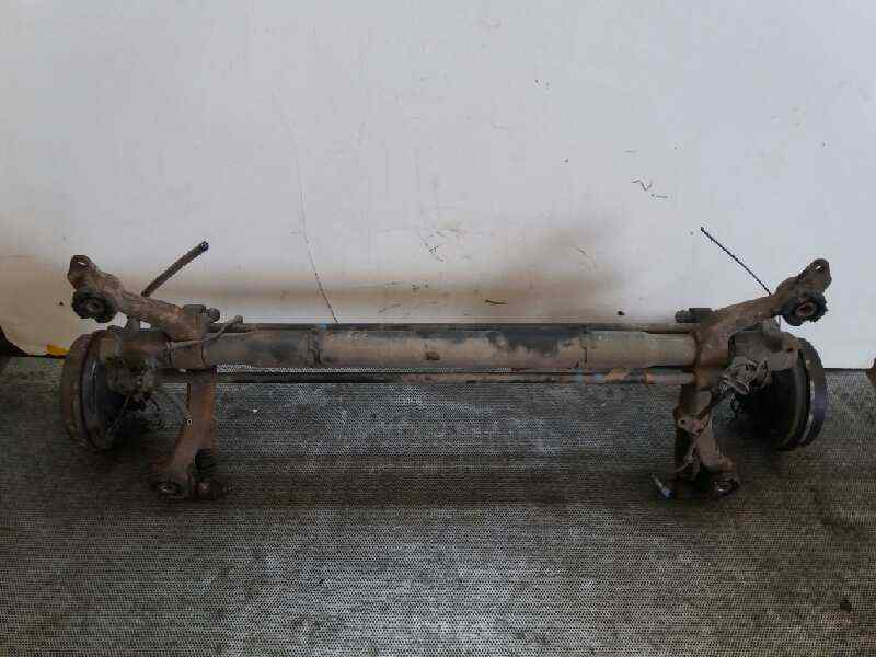 PUENTE TRASERO PEUGEOT 206 BERLINA XS  1.4 HDi (68 CV) |   06.98 - 12.07_img_0