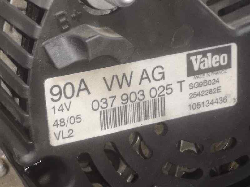 ALTERNADOR SEAT IBIZA (6L1) Cool  1.4 16V (75 CV) |   05.04 - 12.06_img_1