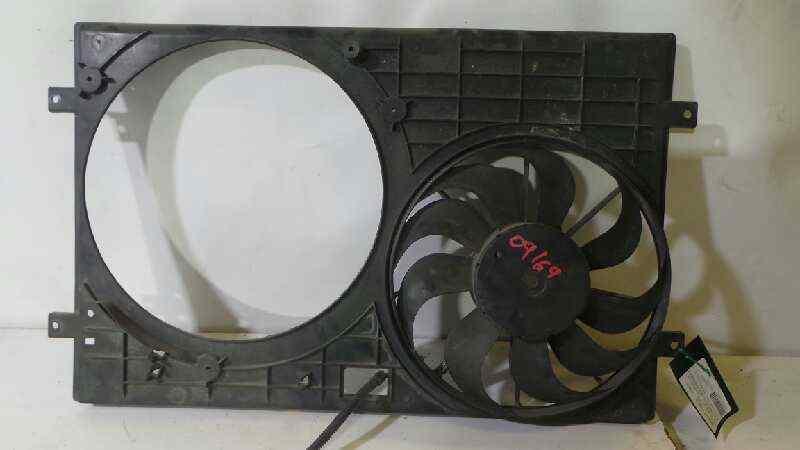 ELECTROVENTILADOR RADIADOR AIRE ACONDICIONADO SKODA FABIA (6Y2/6Y3) Classic  1.9 SDI CAT (ASY) (64 CV)     01.00 - 12.04_img_2