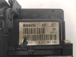 MANDO ELEVALUNAS DELANTERO IZQUIERDO  NISSAN PRIMERA BERLINA (P12) Acenta  2.2 16V Turbodiesel CAT (126 CV) |   05.02 - 12.03_img_0