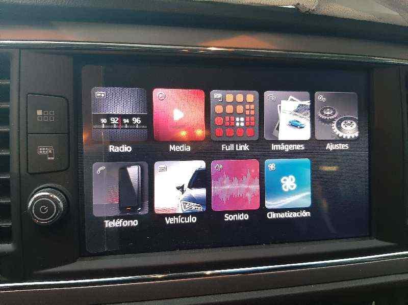 SISTEMA AUDIO / RADIO CD SEAT LEON (5F1) Style Visio Edition  1.5 16V TSI ACT (131 CV) |   ..._img_0