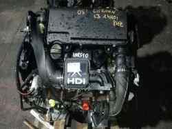 motor completo citroen c3 1.4 hdi sx   (68 cv) 2002-2006 8HZ