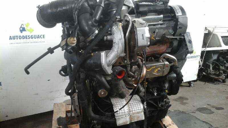 MOTOR COMPLETO VOLKSWAGEN GOLF VI (5K1) 2.0 TDI   (140 CV)     0.08 - ..._img_2