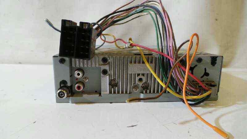 SISTEMA AUDIO / RADIO CD RENAULT CLIO II FASE II (B/CB0) Authentique  1.2  (75 CV) |   06.01 - 12.08_img_1