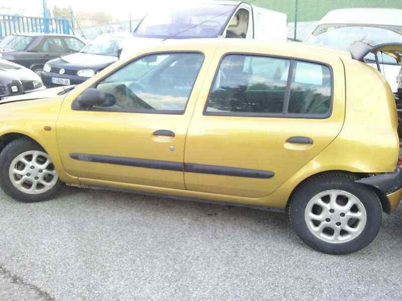RENAULT CLIO II FASE I (B/CBO) 1.9 D Alize   (64 CV) |   12.98 - 12.01_img_3