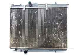 radiador agua peugeot 206 berlina x-line  1.4 hdi (68 cv) 2002-2010 9647510780
