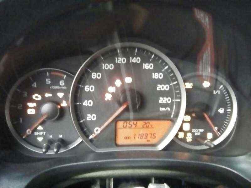 CUADRO INSTRUMENTOS TOYOTA YARIS TS  1.4 Turbodiesel CAT (90 CV) |   11.08 - 12.10_img_0