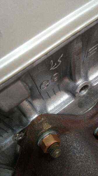 MOTOR COMPLETO MITSUBISHI COLT (CA0) 1600 16V GLXI Malibu  1.6 16V CAT (113 CV)     05.95 - ..._img_4