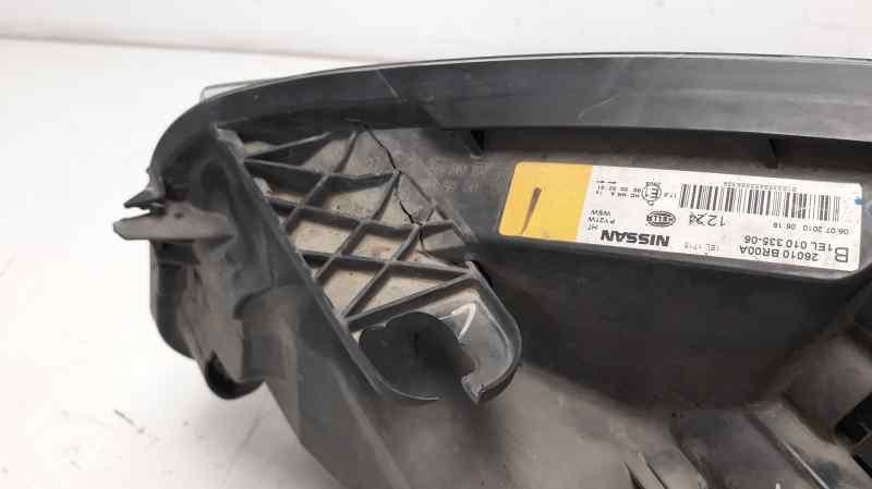 FARO DERECHO NISSAN QASHQAI (J10) Acenta  1.5 dCi Turbodiesel CAT (106 CV) |   01.07 - 12.15_img_3