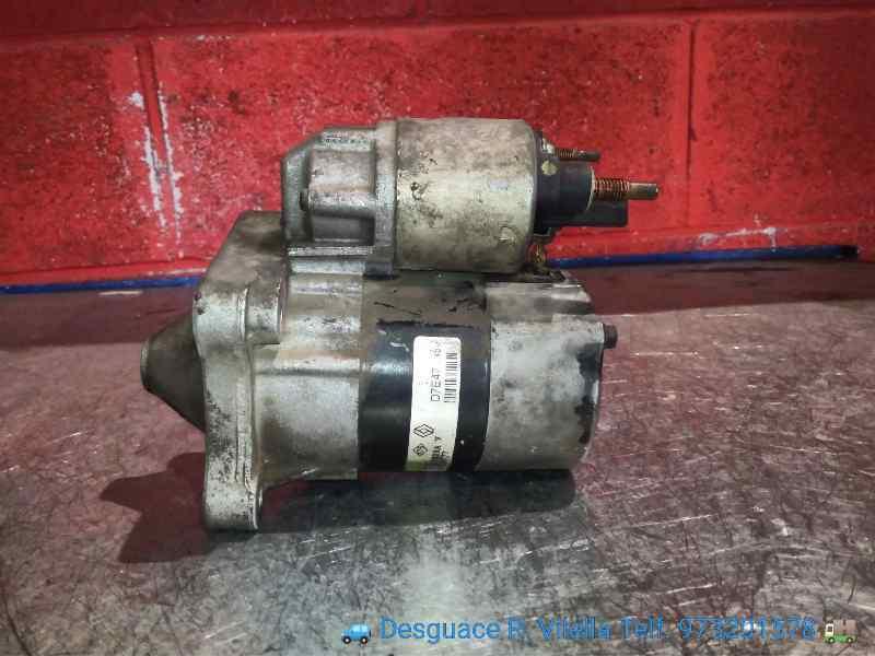MOTOR ARRANQUE RENAULT MEGANE I SCENIC (JA0) 1.6 16V Kaleido   (107 CV)     01.99 - 12.99_img_3