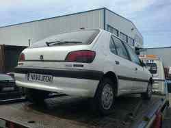 peugeot 306 berlina 3/5 puertas (s1) style d  1.9 diesel (69 cv) 1995-1997 D9B VF37AD9B230