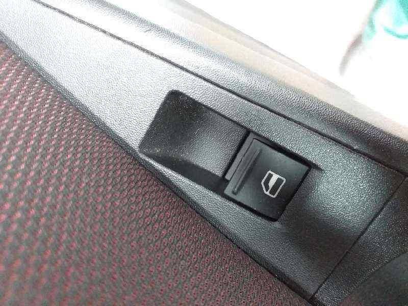 MANDO ELEVALUNAS TRASERO IZQUIERDO SEAT LEON (1P1) Stylance / Style  2.0 TDI (140 CV) |   05.05 - 12.11_img_0