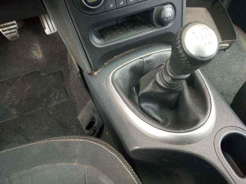 POMO PALANCA CAMBIO NISSAN QASHQAI (J10) Acenta  1.5 dCi Turbodiesel CAT (106 CV) |   01.07 - 12.15_img_0