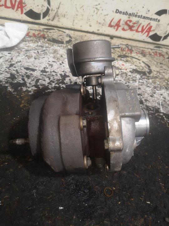 TURBOCOMPRESOR RENAULT SCENIC II Expression  1.5 dCi Diesel (106 CV) |   10.06 - 12.07_img_1