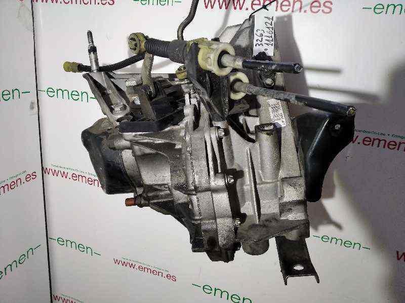 CAJA CAMBIOS RENAULT CLIO III Authentique  1.5 dCi Diesel CAT (86 CV)     01.07 - 12.10_img_3