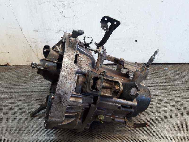 CAJA CAMBIOS RENAULT CLIO II FASE II (B/CB0) Authentique  1.5 dCi Diesel (65 CV) |   06.01 - 12.03_img_0