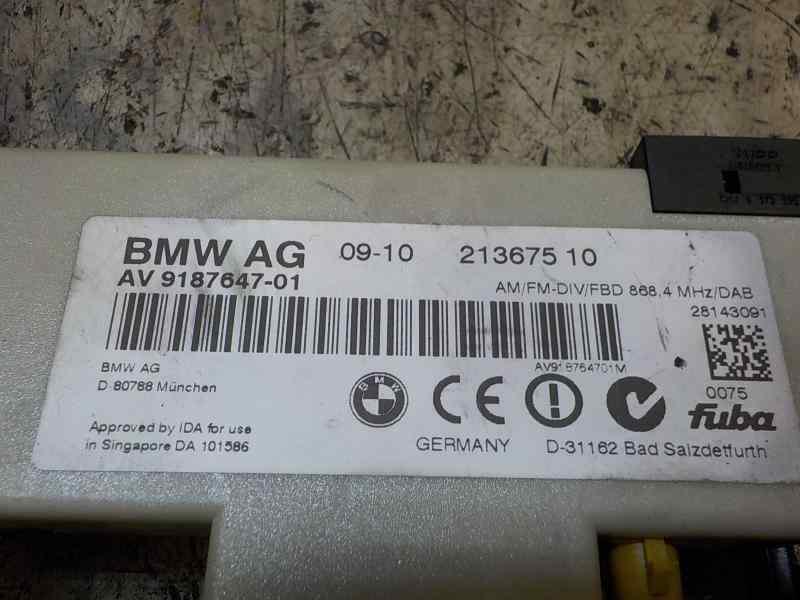 MODULO ELECTRONICO BMW SERIE 3 BERLINA (E90) 320d  2.0 16V Diesel (163 CV)     12.04 - 12.07_img_4