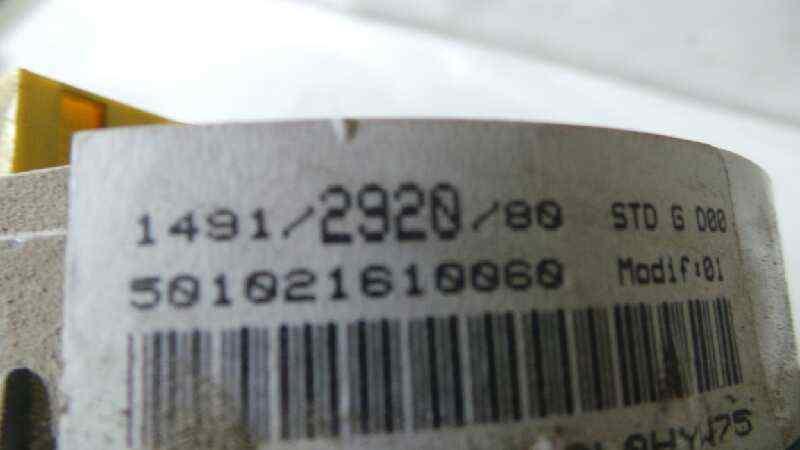 CUADRO INSTRUMENTOS CITROEN JUMPY 2.0 HDi Furg. (774kg)   (94 CV) |   01.04 - ..._img_3